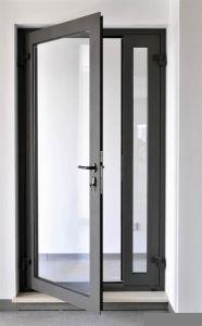 Factory Price Energy Saving Double Plastic PVC / UPVC Sliding Glass Window with Mosquito Net pictures & photos