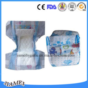 Disposable Baby Diaper with Breathable Back Sheet for Summer. pictures & photos
