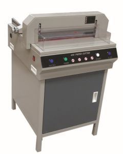 450V+ 450mm Popular Paper Cutter pictures & photos