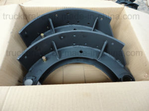 Man Brake Shoe 81.50201-6221, 81.50201.0107, 81502016221/81502010107 pictures & photos