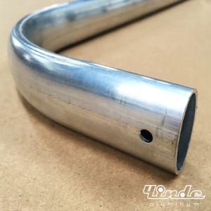 Aluminium Profile/Bent Aluminum Extrusion for Trolley Frame pictures & photos