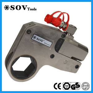 Steel Made Hexagon Cassette Type Hydraulic Torque Wrench pictures & photos