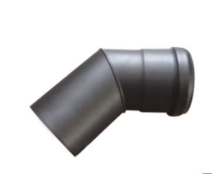 Pipe Special for Wood Pellet Stove 45elbow pictures & photos