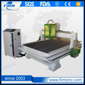 High Speed Water Cooling Spindle Woodworking CNC Machine pictures & photos