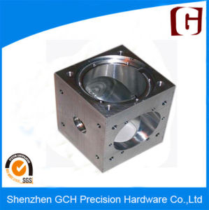 High Precision China CNC Steel Machining pictures & photos