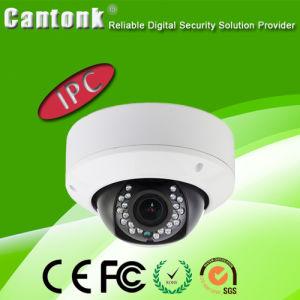 Varifocal Lens CMOS 2.0MP Vandalproof Dome CCTV IP Camera (IPNT20HV200) pictures & photos