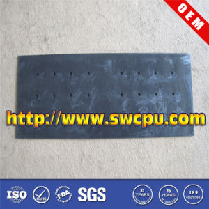 Custom Molding High Performance Anti-Vibration Rubber Pads for Air Conditioning pictures & photos