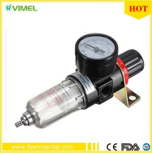 Dental Pneumatic Air Filter Regulator Moisture Trap Pressure Compressors pictures & photos