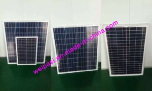 80wp Monocrystalline/Polycrystalline Sillicon Solar Panel, PV Module, Solar Module pictures & photos
