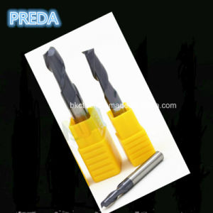 HRC55 2 Flutes CNC Tungsten Carbide Cutting Tools pictures & photos