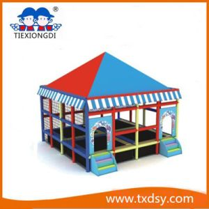 Kids Indoor Trampoline Park with High Quality pictures & photos