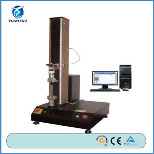 GB/Tt3923.1 Electric Material Tensile Strength Testing Machine pictures & photos