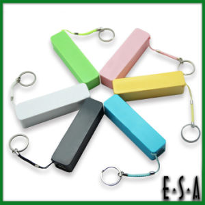 2015 Mini Power Bank Keychain, Mini Pocket Keychain Power Bank, Fashion 2600mAh Candy Perfume Keychain Colorful Power Bank G11b103 pictures & photos