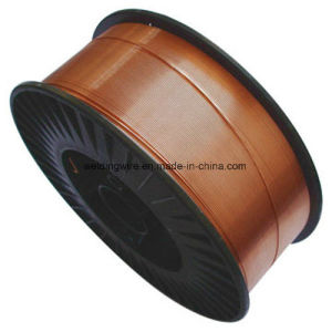 Er70s-6 Solid Copper Coated Welding Wire pictures & photos