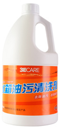 3e Care Radiator Oil Cleaning Detergent