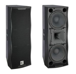 Cvr PRO Audio Dual 12 Inch Woofer Nightclubs Two-Way Full Range Speaker pictures & photos