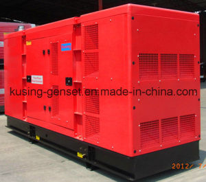 150kw/187.5kVA Generator with Vovol Engine / Power Generator/ Diesel Generating Set /Diesel Generator Set (VK31500)