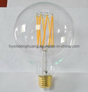 LED Filament Lamp G125 4W E27/B22