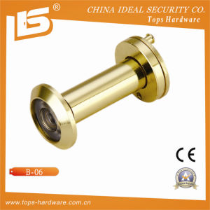 High Quality Zinc Alloy Material Door Viewers (B-06) pictures & photos