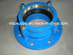 Restrained Flange Adaptor for PE Pipe pictures & photos
