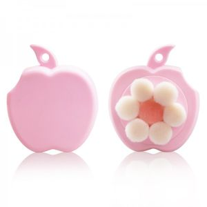 Lovely Design Apple Shape Beauty Face Skin Cleansing Brush Facial Brush pictures & photos