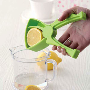 Hot Selling Leak Drip Manual Lemon Squeezer / Lemon Slicer / Hand Lemon Juicer