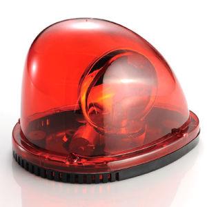 LED Halogen Lamp Warning Beacon (HL-103 RED)