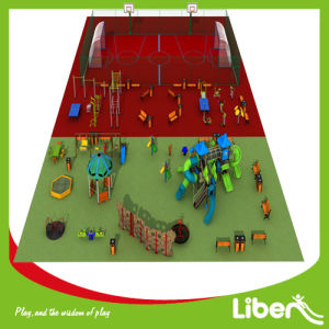 Outdoor Playground Equipment Project pictures & photos