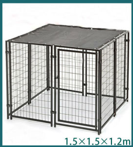 The 6 FT High Modular Dog Kennel, New Design for Dog Kennel, Galvanized Dog Kennel pictures & photos