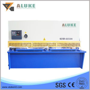 Hydraulic Guillotine Machine for Copper Sheet Cutting pictures & photos