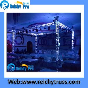 New Exhibition Concert Entertainment Aluminum Stage Curved Truss pictures & photos