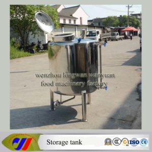 500L Stainless Steel Health Level Storage Tank pictures & photos