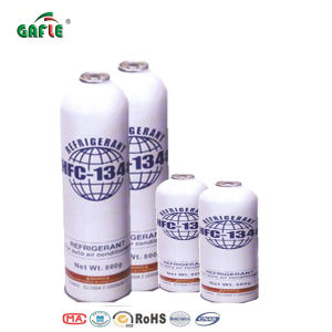 Gafle/OEM High Quality Two-Piece Can Refrigerant R134A Refrigerant Gas pictures & photos