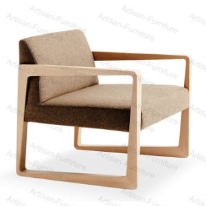 Wood Upholstered Dining Chairs with Armrests (JP-C-002)
