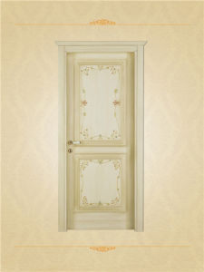 Nutaral Wooden Color Timber Interor Door Design