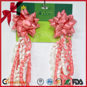 Wedding Decoration Star Bow Curling Bow Set pictures & photos