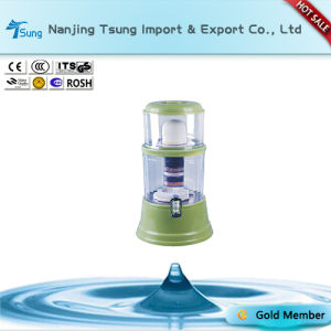 Water Purifier of Mineral Pot 14L Green Color pictures & photos