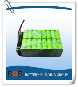 8s4p Electric Bicycle Battery with Li-ion Battery pictures & photos