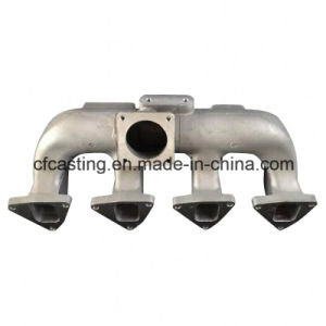Aluminum Exhaust Pipe Made by Sand Casting pictures & photos