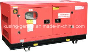 25kVA-37.5kVA Isuzu Diesel Silent Soundproof Generator Set (IK30250)