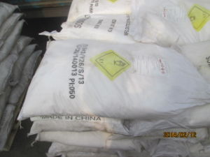 Industry Grade Sodium Nitrite with CAS No.: 7632-00-0 pictures & photos
