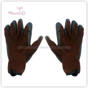 21gauge Nitrile Palm Coated/Dipped Cotton Work Safety Garden Gloves pictures & photos