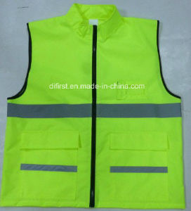 Popular Polo Safety Vest with Oxford Fabric pictures & photos