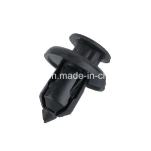 Injection Vibration-Resistance Auto Rivet Plastic Push Fasteners with Wear-Free pictures & photos