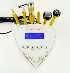 Multifunction Needle Free Facial Care Electroporation Mesotherapy Machine pictures & photos