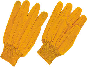 Heat Resitant Cotton Working Glove (2108) pictures & photos