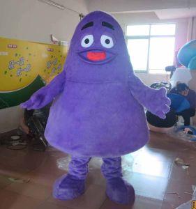Adult Grimace Mascot Costume