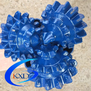 """6"""" Milled Tooth Tricone Drill Bit for Oilfiled Drilling pictures & photos"""