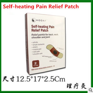 Self-Heating Pain Relief Patch Heating Patch for Stomach