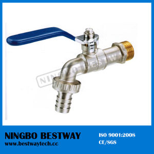 Brass Bibcock Tap with Yellow Thread (BW-Z03) pictures & photos